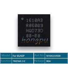10 sztuk/partia oryginalny nowy 1610A3/U4500 IC dla iphone 6 S/6 S plus/6 S plus U2/ USB IC ładowarka/ładowarka USB ładowania/obsługi TRISTAR 2 IC