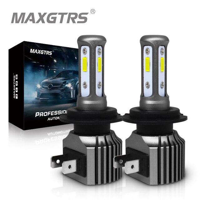 2x H4 H7 H8 H11 9005 HB3 9006 HB4 H16 H1 881 880 3570 чип Canbus внешняя Светодиодная лампа для автомобиля светодиодный противотуманный светильник для вождения