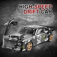 Coche de carreras todoterreno teledirigido 4wd para niños, juguete de coche de alta velocidad con Control remoto, 60 km/h, 1/18