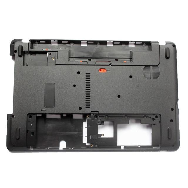 ด้านล่างสำหรับ Packard Bell EasyNote TS11 TS13 TS44 TS45 TSX62 TSX66 P5WS5 แล็ปท็อปฝาครอบฐาน
