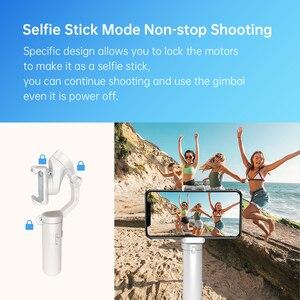 Image 5 - Hohem iSteady X 3 ציר כף יד Gimbal Smartphone טלפון מייצב עבור iPhone X Gopro 6 7 PK חלק 4 DJI אוסמו נייד 2
