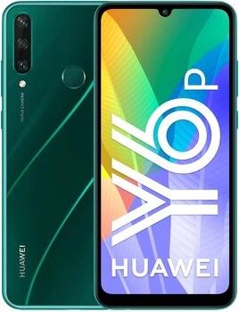 Перейти на Алиэкспресс и купить Huawei Y6P 2020 64 Гб Dual Sim зеленый