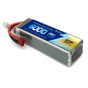 Image 3 - ZDF 2PCS 3S 6000mAh 11,1 V 50C Lipo Batterie für racer racing trx X MAXX UNLIMITDE E REVO TR 4 RC Auto RC Boot RC Drone