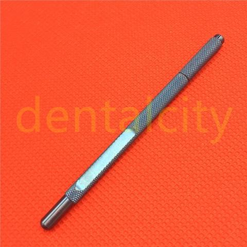 1 pcs de alta qualidade titanio lamina
