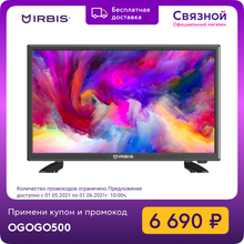 Телевизор Irbis 24S01HD309B 24
