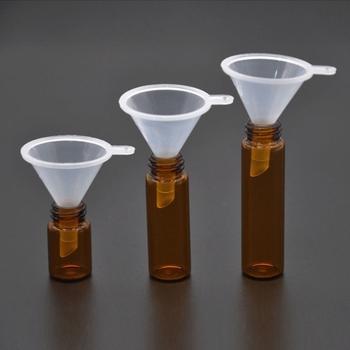 5 sztuk partia nosowy Sniffer Micro lejek do pojemnika Pill Case tabaka Bullet fiolka małe usta ciekły olej lejki tanie i dobre opinie CN (pochodzenie) human friendly nasal sniffer School Experimental Supplies