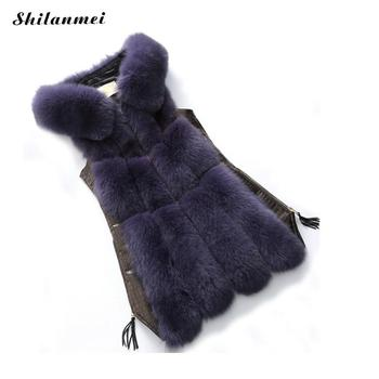 Blue Faux Fur | Plus Size Fur Jacket Woman Fashion Hooded Faux Fur Coat Blue Pink Winter Coat Women Long Sleeve Autumn Female Fur Coat 3xl