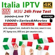 iptv italy europe italia m3u 4k subscription xxx german france vatican switzerland for smarters androd box apk