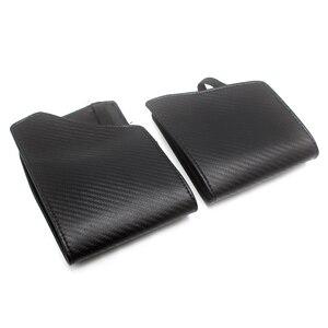 Image 3 - Reposabrazos central de microfibra para coche, funda protectora de cuero para BMW serie 5, F18, 2011, 2012, 2013, 2014, 2015, 2016, 2017
