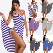 Женское пляжное полотенце размера плюс, банная одежда, женское полотенце, быстросохнущее пляжное спа, волшебное Ночное Белье для сна