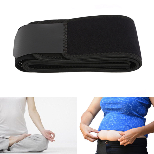 Waist Correction Belt Joint Anti Slip Supportive Postpartum Recovery Adult Healthy Pelvic Body Shaping Sciatic Sacroiliac Hip 5