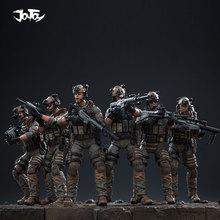 Joytoy 1/18 figura de ação os eua navy selos soldado (6 pçs/set) modelo de brinquedos de aniversário/presente de férias frete grátis