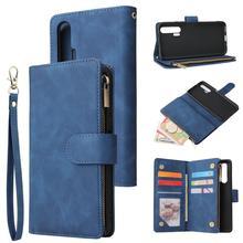 Чехол для телефона из искусственной кожи для Huawei Honor 20 Honor 20 pro 10i 20i 20lite 10lite, полностью закрытый защитный чехол бумажник, функциональная упаковка