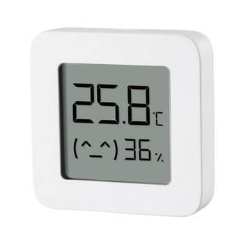 New XIAOMI Mijia Bluetooth Thermometer 2 Wireless Smart Electric Digital Hygrometer Work with Mi APP Humidity Sensor xiami xiomi 2