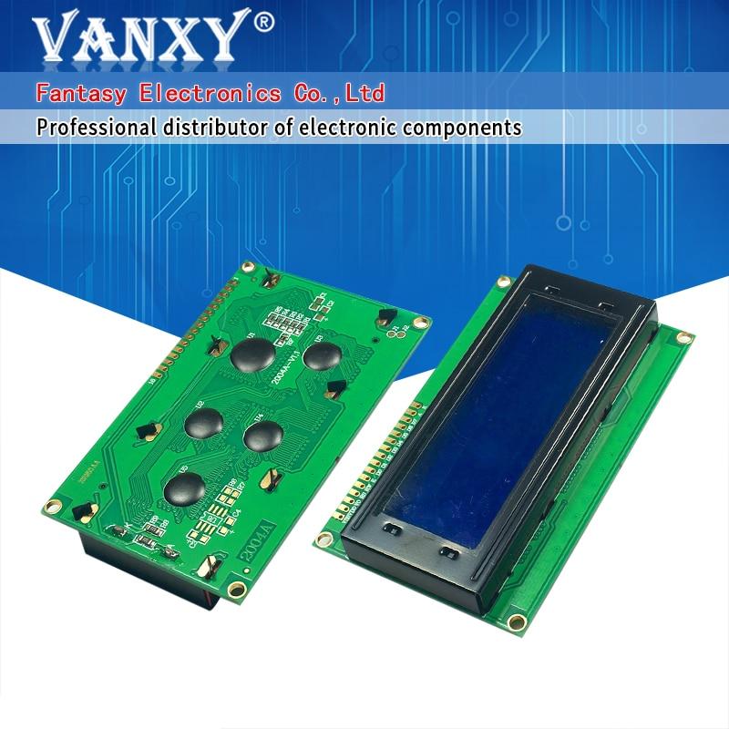 1 шт. ЖК панель 2004 20*4 LCD 20X4 5V синий экран blacklight LCD 2004 ЖК дисплей модуль LCD 2004 Новый|20*4 lcd|lcd 20x4lcd module | АлиЭкспресс