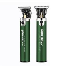 USB Rechargeable 96V6 Baldheaded Hair Clipper Electric hair trimmer Cordless Shaver Trimmer 0mm Men Barber Hair Cutting Machine