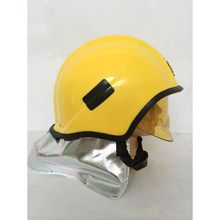 Rescue Helmet Firefighter Helmt Protective Safety Cap Fire Hat for Earthquake, f 25UB