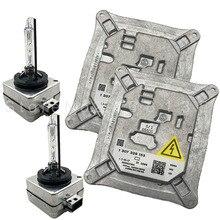 4 قطعة ل Al Bosch 1307329153 الصابورة HID زينون التحكم وحدة تستخدم ل BMW E92 E93 X3 X5 E64 E63