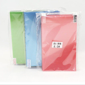 Image 1 - 10pcs/lot A4 size 14 Universal HD Clear Anti Glare Matte LCD Screen Protector Protective Grid films for Phone Tablet GPS