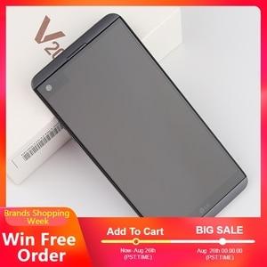 Image 2 - Originale Sbloccato LG V20, telefoni cellulari e Smartphone 4GB 64GB Snapdragon 820 Dual Sim da 5.7 pollici 2560*1440 Dual 16MP 4G LTE Android cellulare