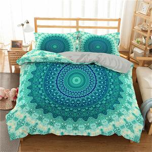 Homesky Mandala Bedding Set Fl