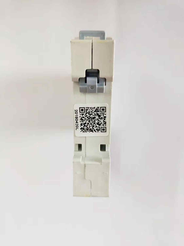 MCB delixi-Mini interruptor de circuito DZ47s 1P 10A 16A 20A 25A 32A 40A 63A solar fotovoltaica DC circuito interruptor automático de aire