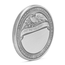 82nd Airborne Division Вся американская памятная монета коллекция подарок Y4UB