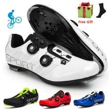Sneaker Pedal Mountain-Bike-Shoes Spd Mtb Racing-Road Outdoor Men Professional Unisex