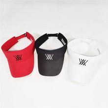 Gorra deportiva para hombre y mujer, visera de Golf A la moda, secado rápido, ligera, bordada, Verano