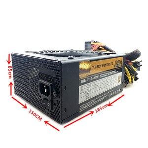 Image 5 - ATX PSU 1800 واط وحدات امدادات الطاقة ل Eth تلاعب Ethereum عملة التعدين منجم 180 240 فولت psu جهاز تعدين 24P للكمبيوتر الخ ZEC ZCASH
