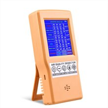 Handheld air quality detector 131SC Formaldehyde detector Carbon dioxide tester 360 minutes long standby