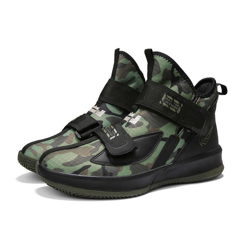 New Leborn Basketball Shoes Men
