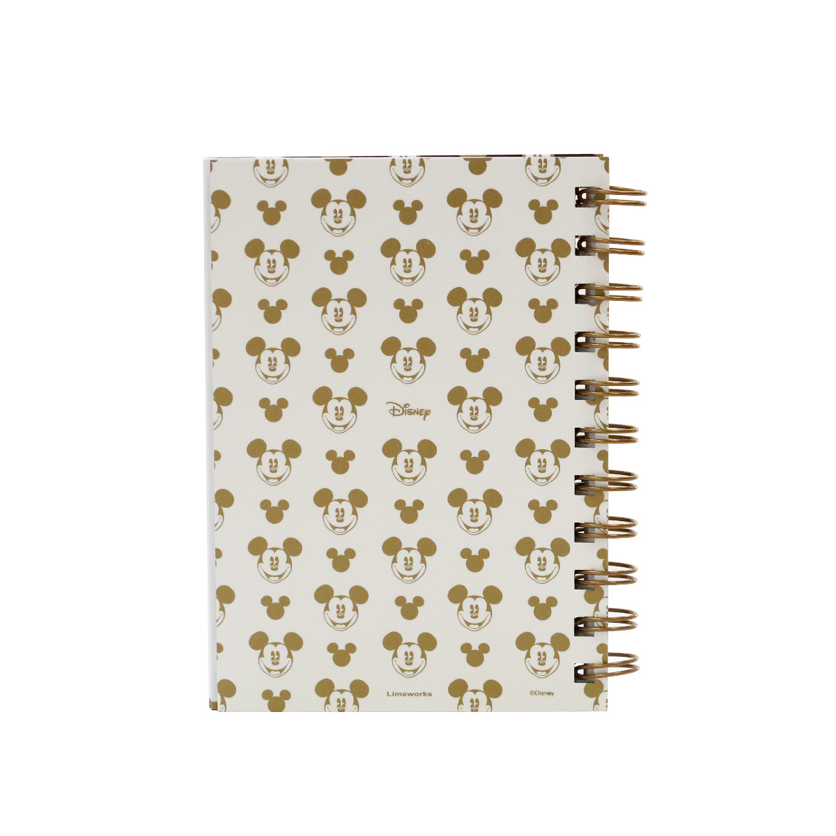 Disney Fashion Cartoon Notebook Mickey Cute Practical Stationery A6 Notebook Writing Painting Supplies