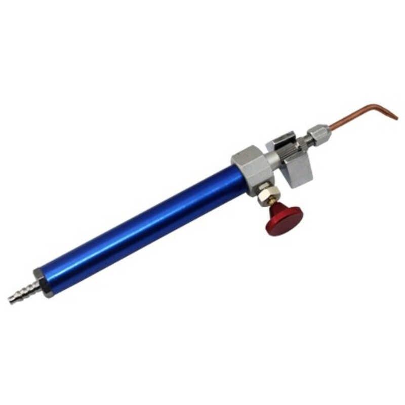 Trang Sức Công Cụ Nước Oxy Hàn Đèn Pin Với 5 Đầu Trang Sức Hydro Thiết Bị Goldsmith's Dụng Cụ