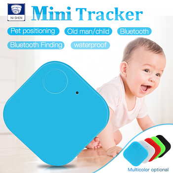 Anti-Lost Theft Device Alarm Bluetooth Remote GPS Tracker Child Pet Bag Wallet Key Finder Phone Box Search Finder цена 2017