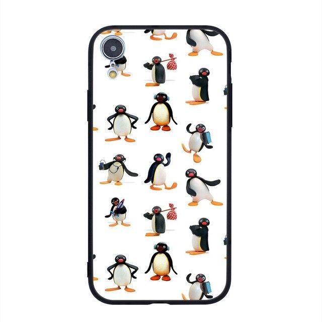 coque iphone 8 pingu