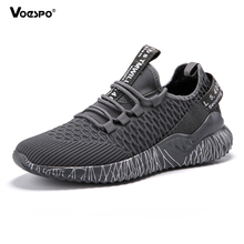 Non-Slip Unisex Light Breathable Running Shoes Wear-resistant Lace-Up Sport Shoes Mans Fashion Sneakers