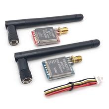 TS5823S 200MW TS5828S 600MW 5.8G 40Ch FPV Video Âm Thanh Micro Phát Mini FPV Quadcopter Drone
