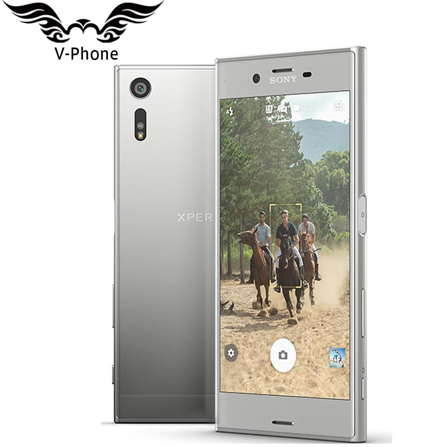 Brand New Original  5.2 Inch 3GB 32GB Sony Xperia XZ F8331 Mobile Phone 4G LTE Snapdragon 820 Quad Core 23MP 13MP 2900mAh Phone