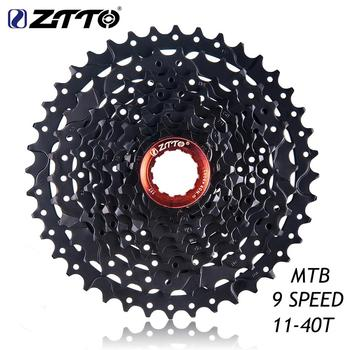 Bicycle Freewheel Cassette Sprocket 8S/9S/10S/11S 11-25 28 32 36 40 42 46 50T SLR On For MTB Road Bike Steel Flywheel HG System image