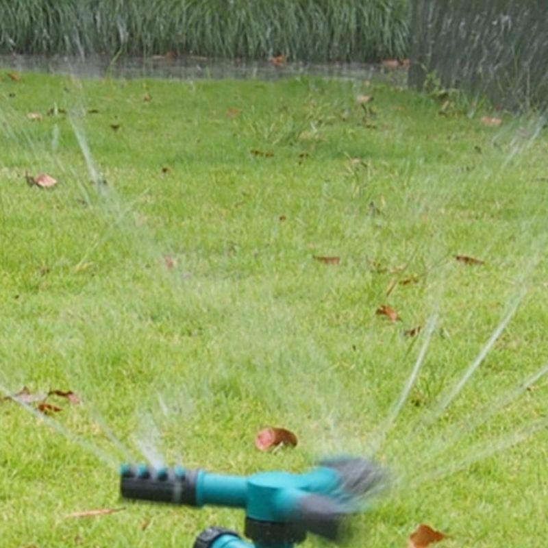 360 ° rotierenden Rasen Sprinkler Einstellbar Spritzen Winkel und Abstand Bewässerung G99A