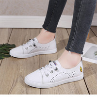 Women Vulcanize Shoes 2018 New Sneakers Shoes Woman White Platform Casual Shoes Walking Female Shoes