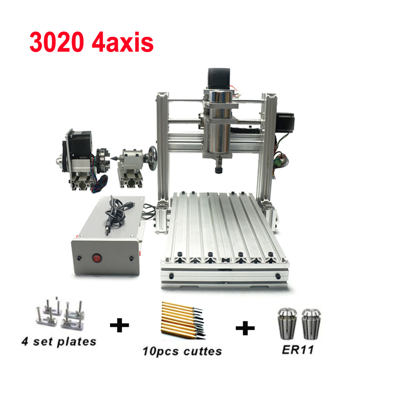 3020 4axis