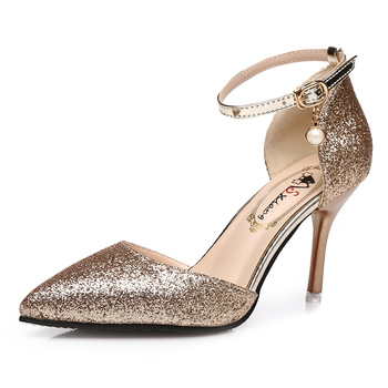 Γυναικείες γόβες Rimocy glitter ψηλοτάκουνες Γόβες Παπούτσια MSOW
