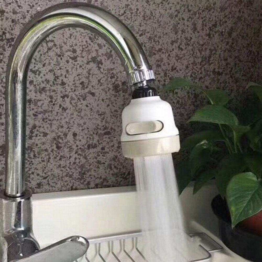 MeterMall Anti-splash Faucet Filter Tip Kitchen Sprayer Tap Water Strainer Water Economizer Kitchen Supplies