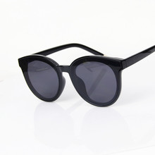 Blue Sea Star Celebrity Style Sun Glasses South Korea Light