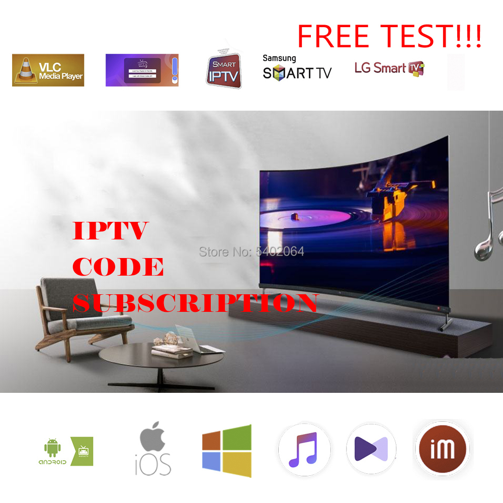 Xtream M3u Link Enigma2 Iptv Code Subscription Applicable For Android Windows Ios With Live Vod Series Simple And Easy To Operat