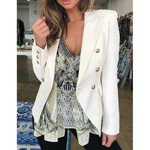 2020 Office Lady Party Clothes Blazer Suit Coat Work Wear Bu
