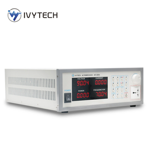 Image 2 - AC Power Source Supply Bench Storage Type Variable Frequency Power Supply 350VA 700VA 1200VA APS4000A APS4000B APS4000C