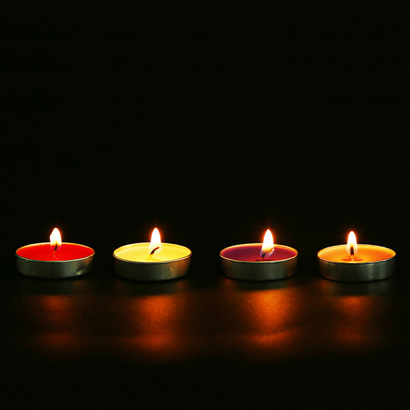 10 pezzi di candele per aromaterapia
